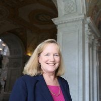 Dawn Stitzel of the Library of Congress