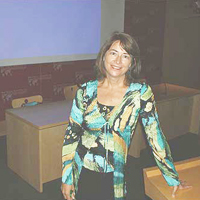Ann Marie Stock directed the Reves Center from 2003-2005.