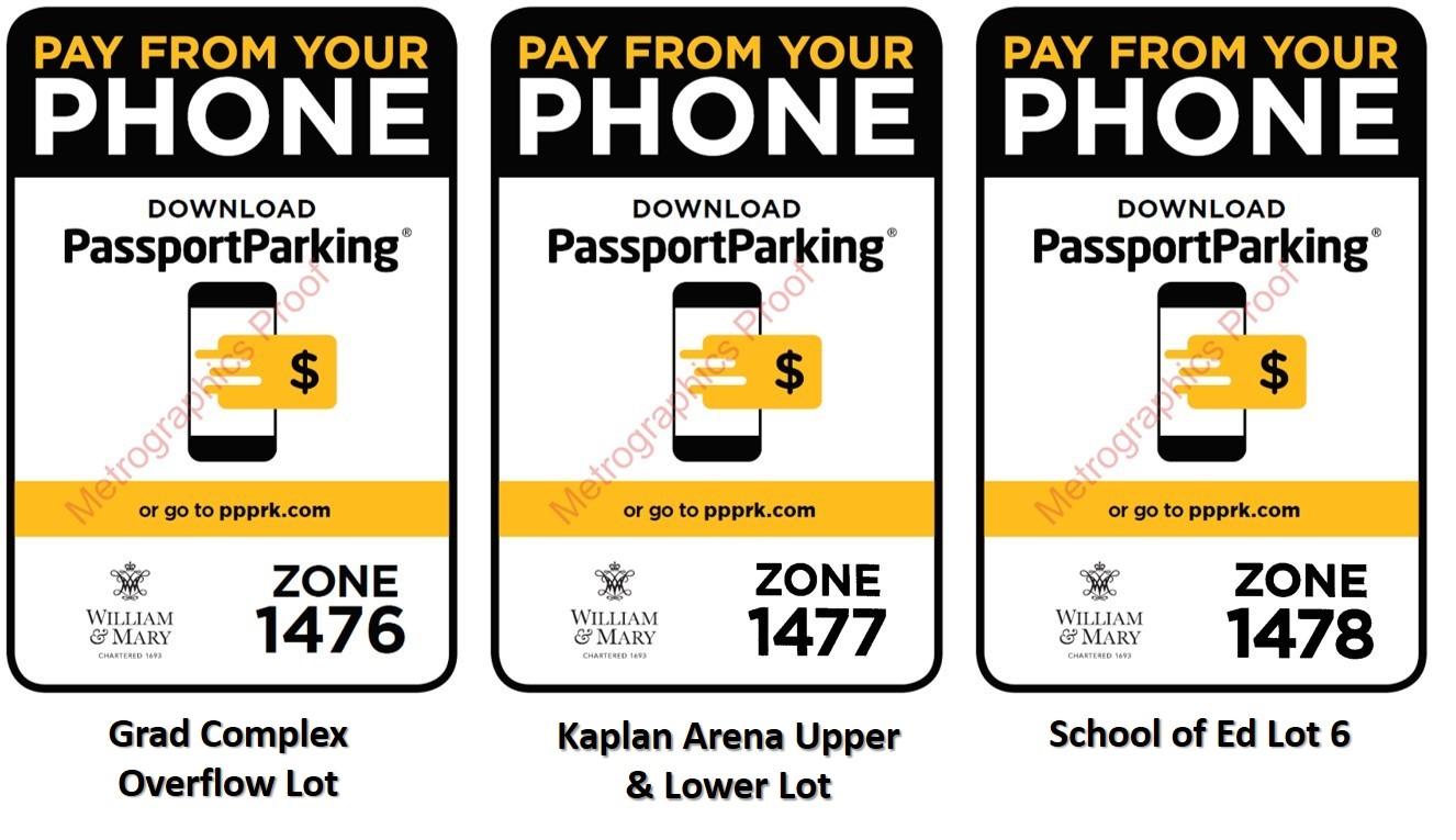 Passport Zones