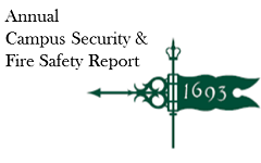 Annual Campus Security and Fire Safety Report