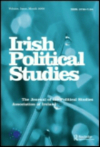 Irish Political Studies Cover