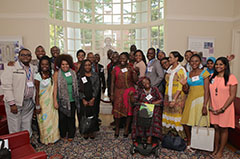 YALI Fellows of 2015
