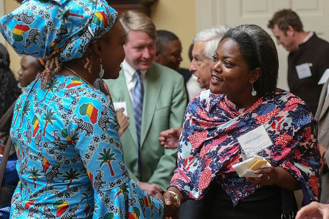 YALI 2017 Opening Reception
