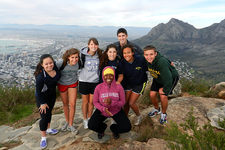 William & Mary garners top spot in study abroad among public universities