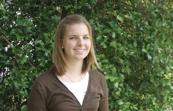 Kinesiology major wins research fellowship