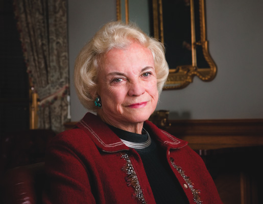 Chancellor Sandra Day O'Connor