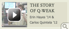 The Story of Q-Weak