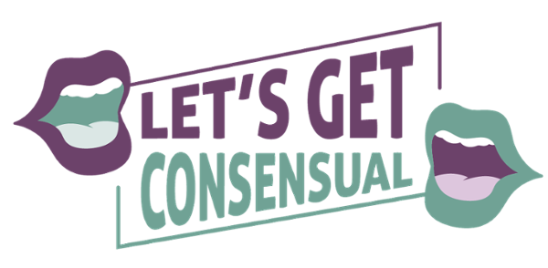 Let's Get Consensual Logo